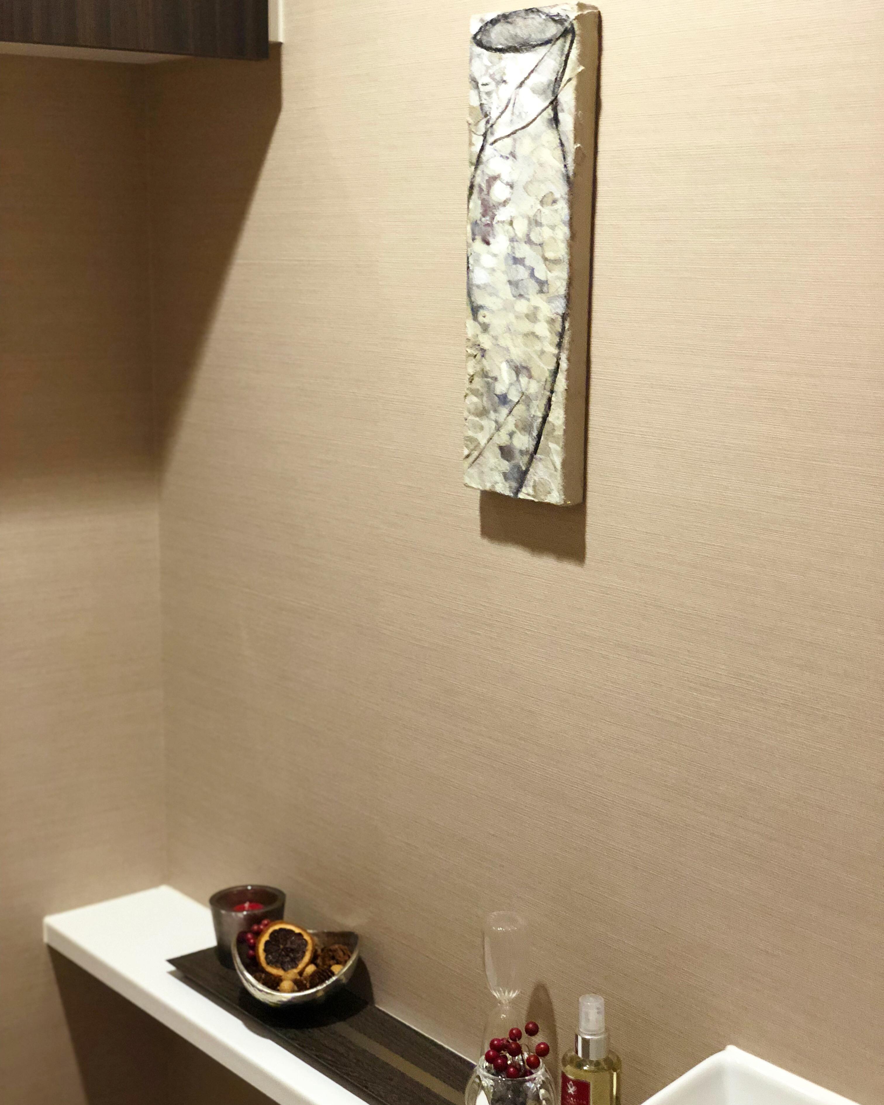 トイレのスタイリング