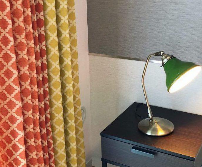 ベッドルームおしゃれ照明コーディネート実例