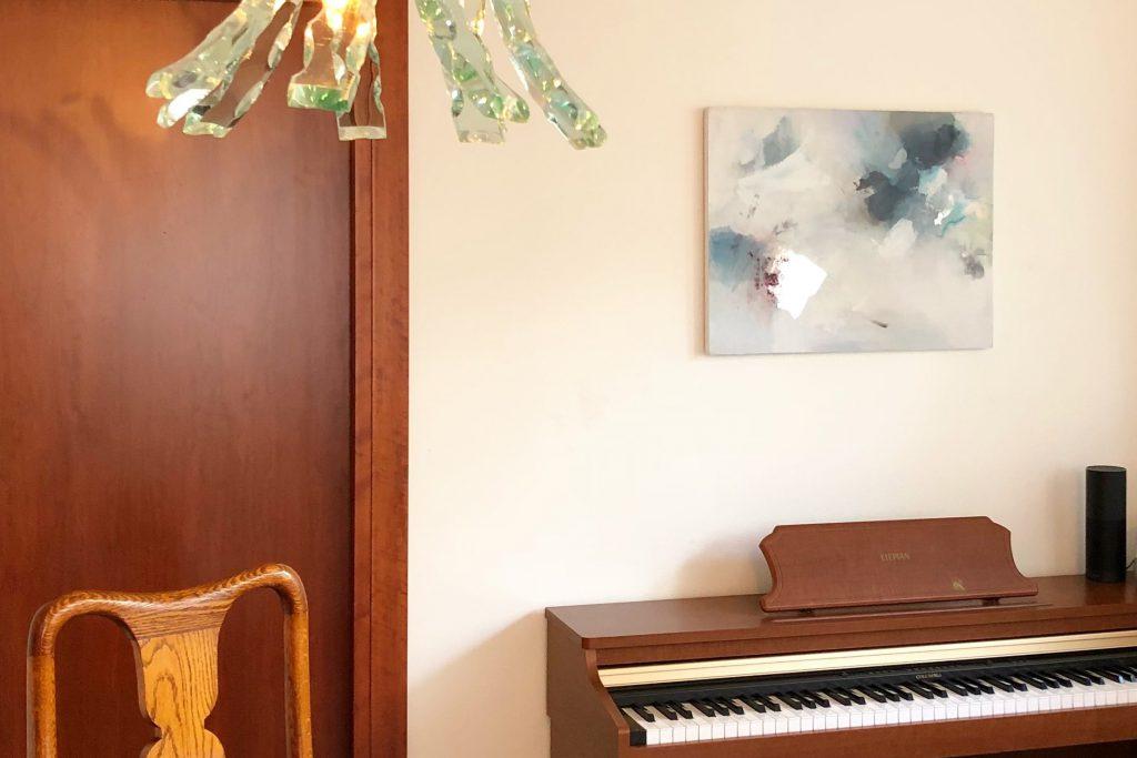 アートの飾り方(インテリアコーディネートStudio del Sol山口恵実)