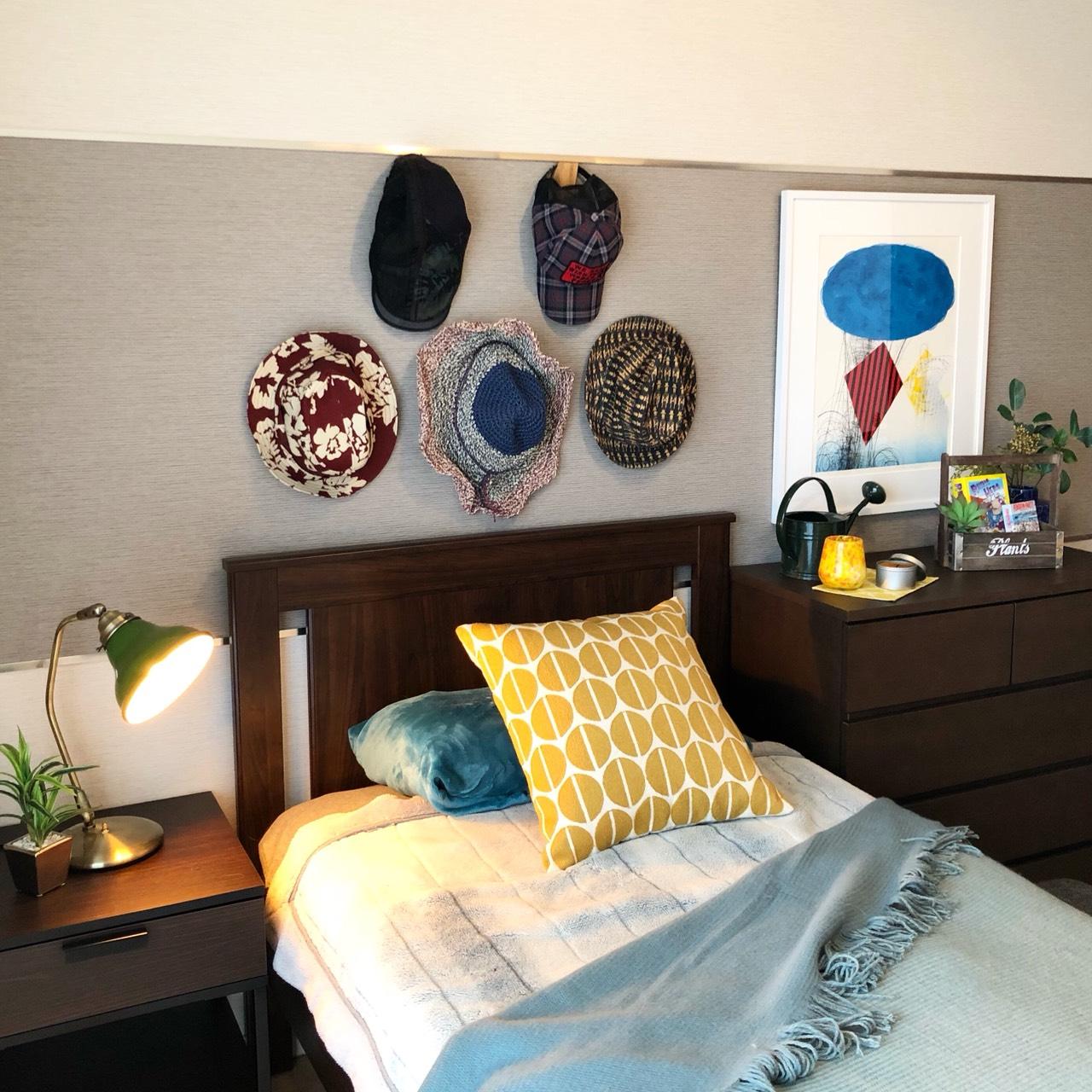 アート東京ベッドルームに飾る絵のおすすめ