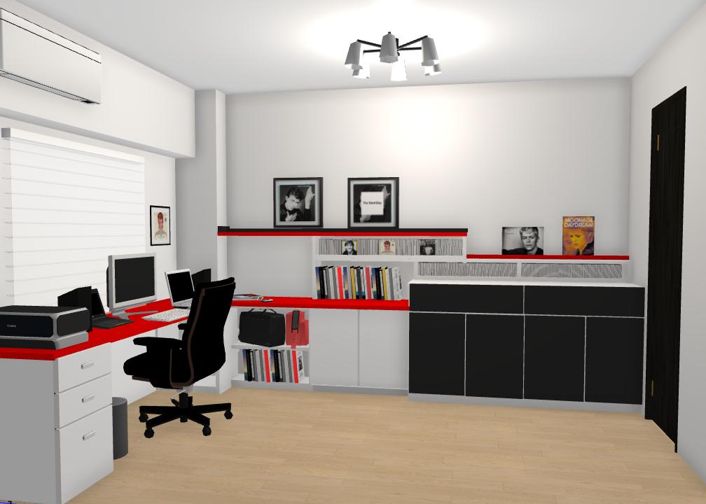 ホームオフィスイメージ