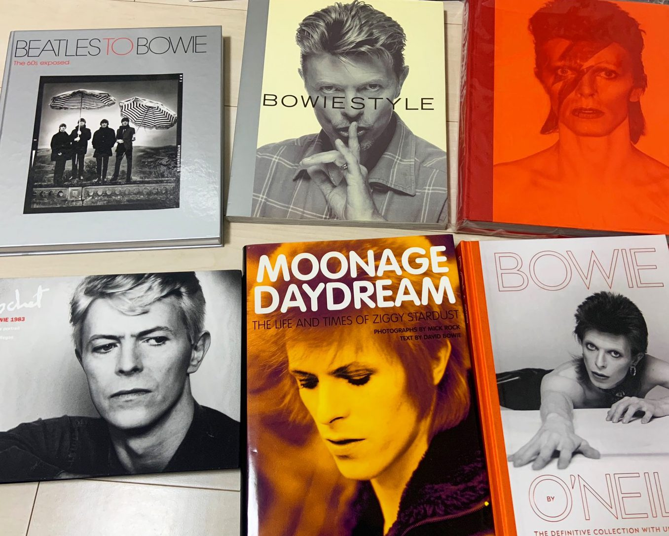 David Bowie本