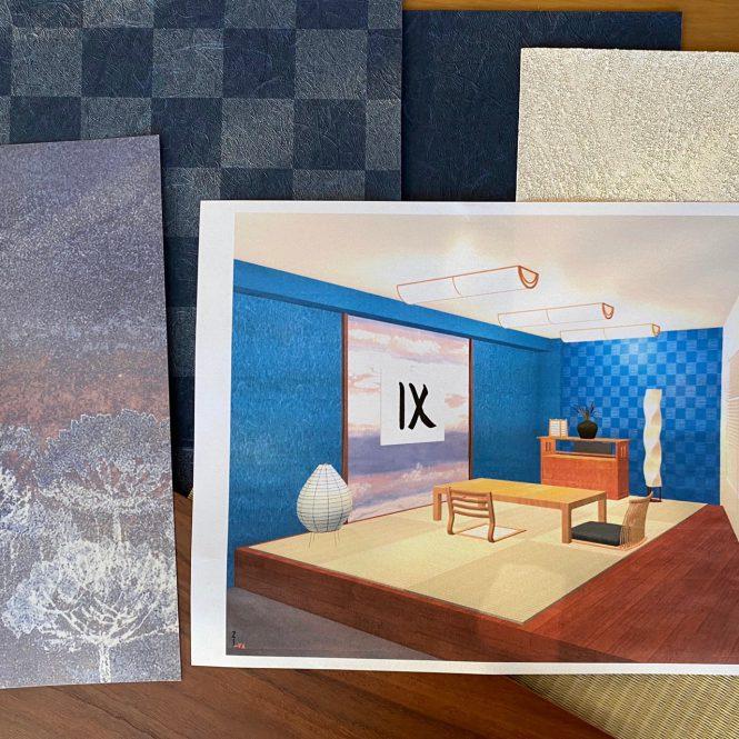 和室デザイン事例Studio del Sol