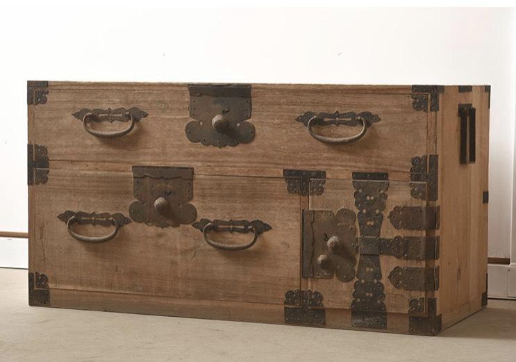 古い和の家具