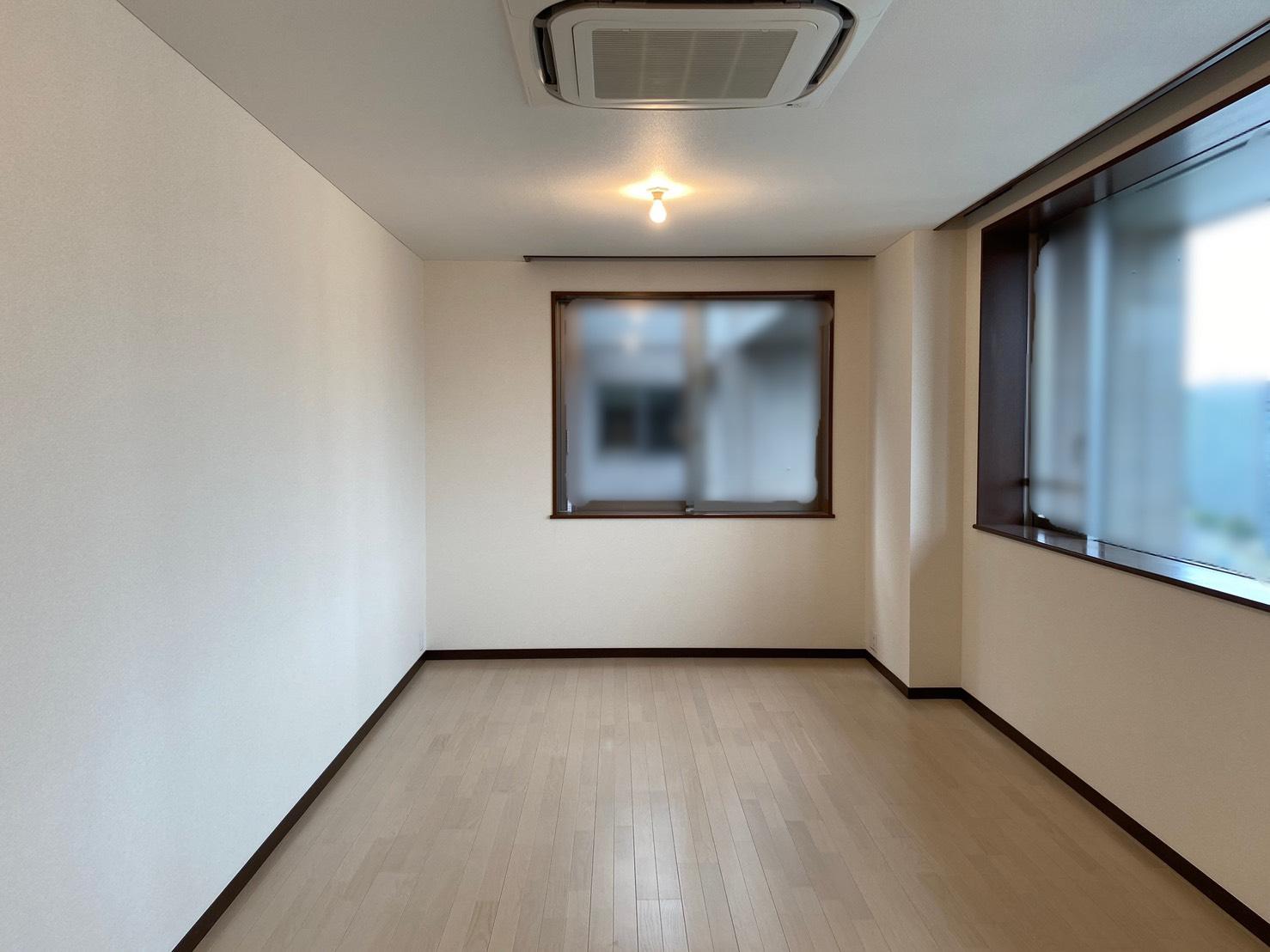 Studio del Sol寝室コーディネート事例Before